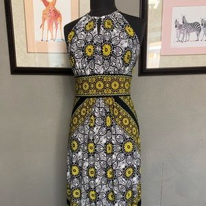 Bright Boho Maxi Dress